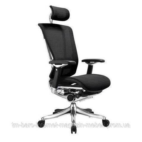 Кресло Nefil Luxery Mesh, черный