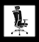 Кресло Nefil Luxery Mesh, черный, фото 2