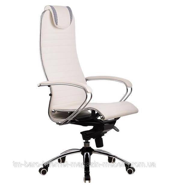 Кресло Samurai K1 White