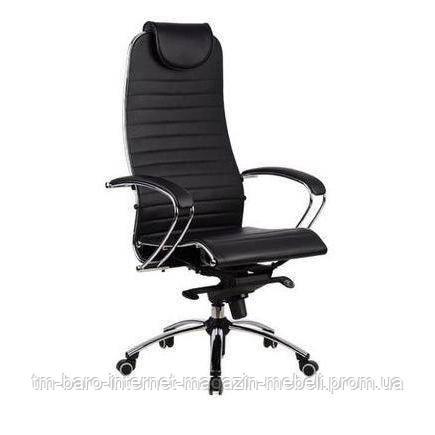 Кресло Samurai K1 Black