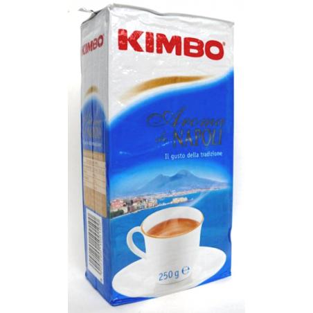 Кофе молотый Kimbo Aroma di Napoli, 250г