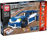 "Конструктор Lepin 20053B ""Хэтчбек MOC-6604"" 640 деталей. Аналог Lego Technic 6604, фото 1"