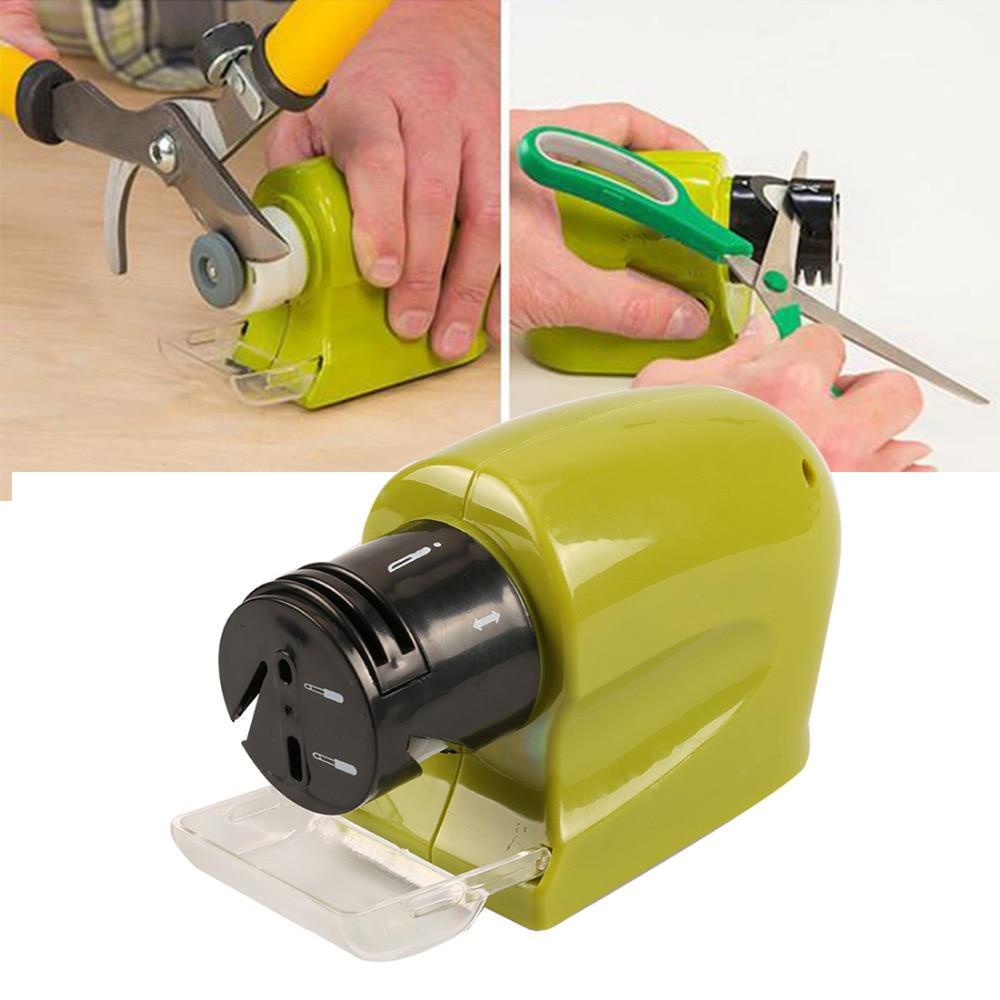 Универсальная точилка для ножей и ножниц Swifty Sharp