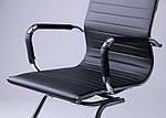 Кресло Slim CF (XH-632C) черный, фото 6