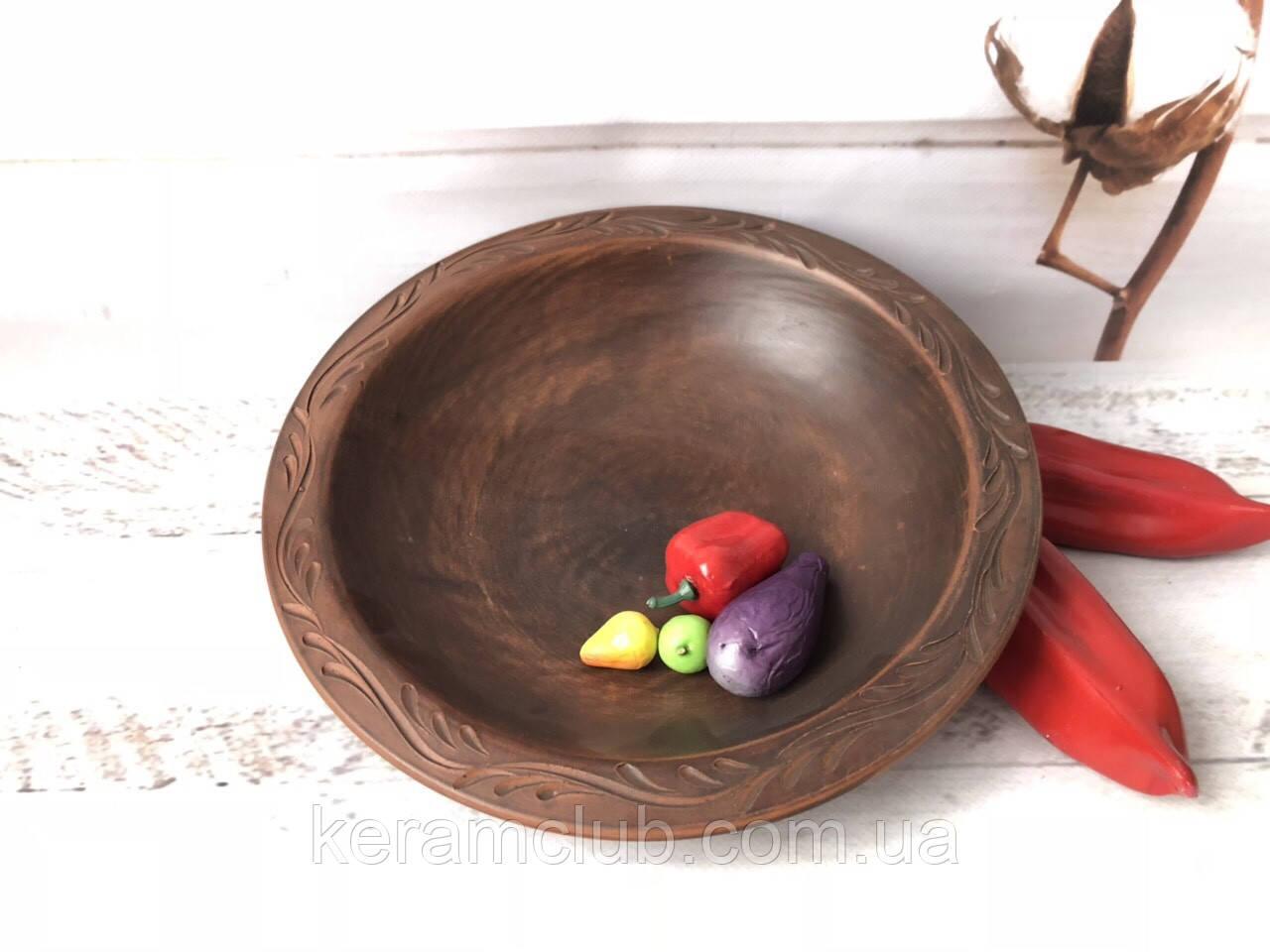Тарелка для первых блюд