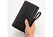 Мужское портмоне Baellerry S1393  Портмоне удобный Бумажник кожаный Original Size                      , фото 4