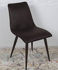 Стул BREMEN (49*65*86 cm) коричневый, Nicolas