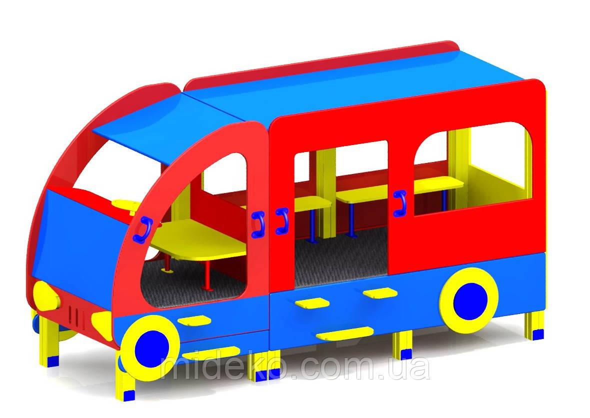 """Гімнастичний комплекс """"Автобус"""" MIDEKO"""