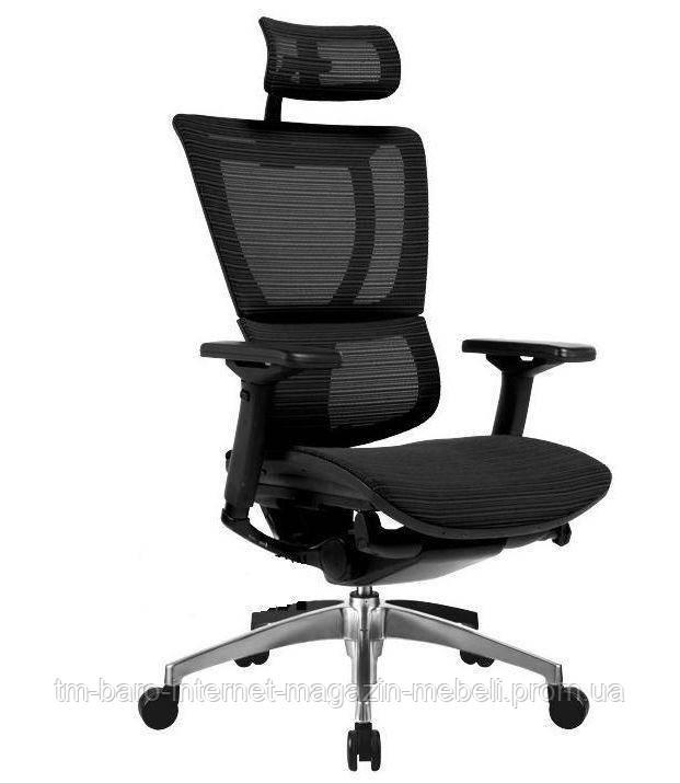 Кресло Mirus-Ioo Black