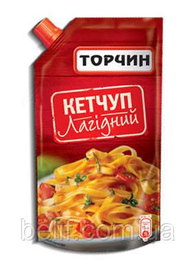 """Кетчуп Торчин """"Лагідний"""" 1000 гр."""