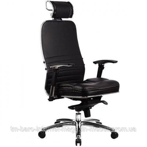 Кресло Samurai KL3 Black