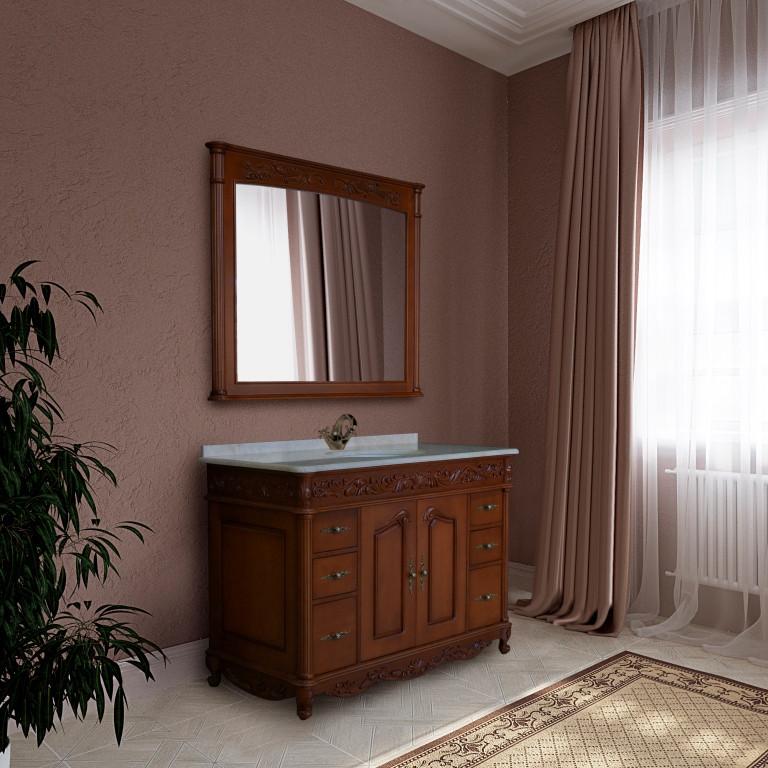 Тумба для ванной комнаты Marsan Olympia 1270 кальвадос