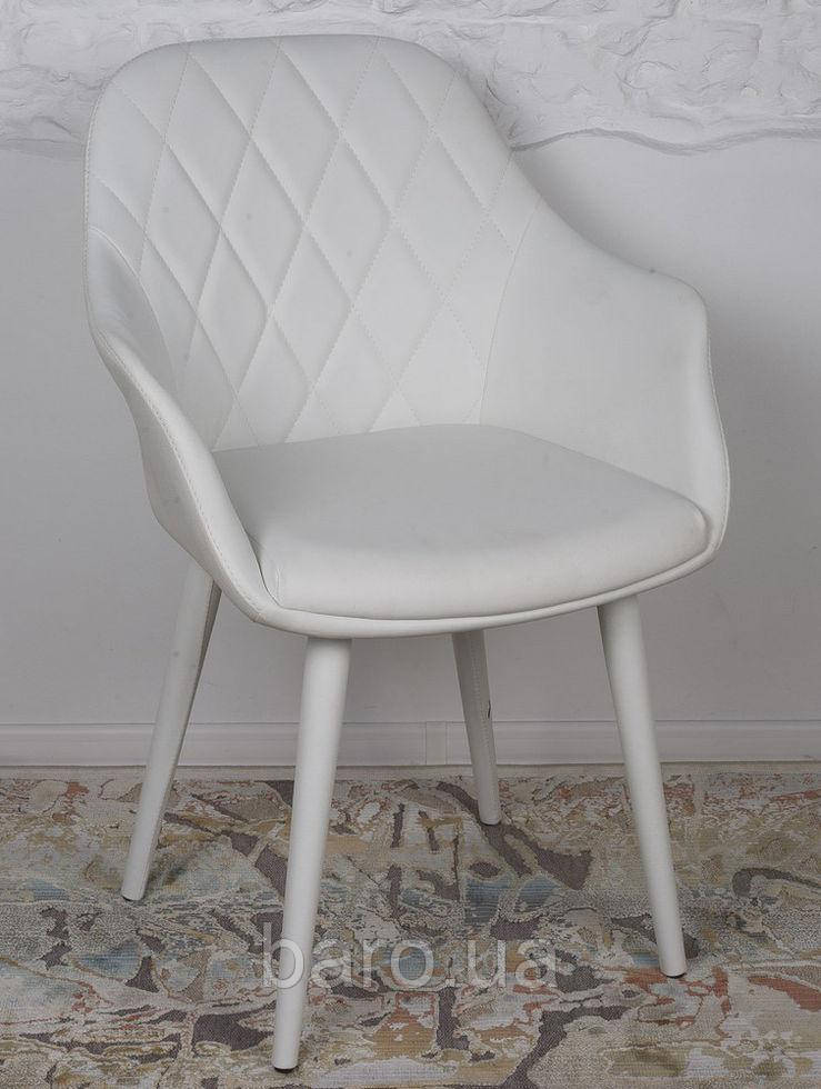 Кресло Zaragoza (Сарагоза), белый (Бесплатная доставка), Nicolas