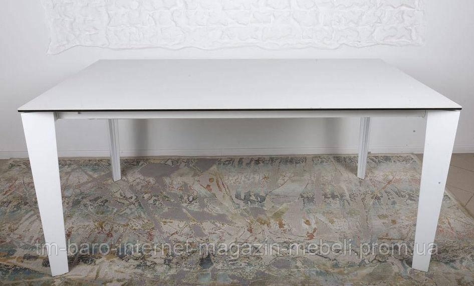 Стол Liverpool (Ливерпуль) керамика белый, (Бесплатная доставка), Nicolas