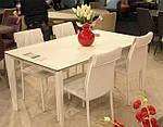 Стол Liverpool (Ливерпуль) керамика белый, (Бесплатная доставка), Nicolas, фото 7
