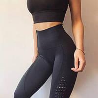 Спортивные женские лосины Gym Fitness, фото 1