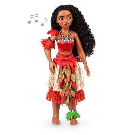 Поющая кукла Принцессы Дисней Моана