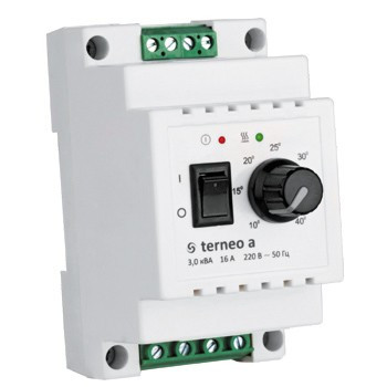 Терморегулятор отопления terneo a