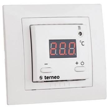 Цифровой терморегулятор terneo vt, фото 2