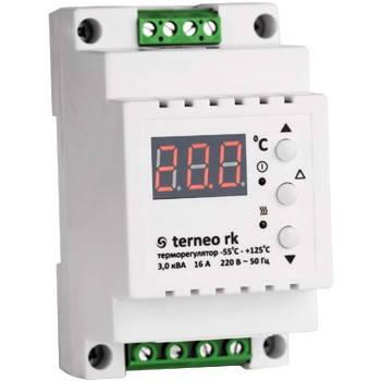 Терморегулятор для котла terneo rk, фото 2