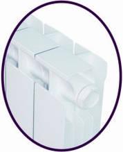 Биметаллический радиатор Алтермо (секция)