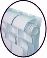 Биметаллический радиатор Алтермо РИО (секция), фото 2