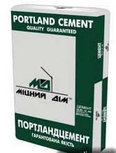 Цемент ПЦ 400  Міцний дім (50 кг)