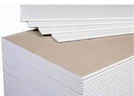 Гипсокартон Knauf стеновой 2,5*1,2*12,5 мм (лист)