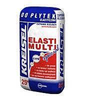Клей для плитки эластичный Kreisel ELASTI MULTI 104