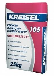 Клей для керамогранита Kreisel GRES MULTI 105, фото 2