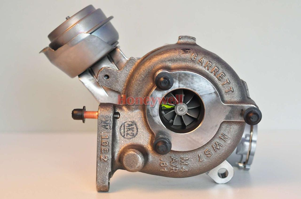 Турбины 717858-5009S, 53039880195 (Volkswagen Passat B6 2.0 TDI 136 HP)