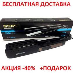 Профессиональный утюжок - выпрямитель для волос Gemei GM 433 с керамическим покрытием Original size