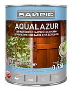 Aqualazur швидковисихаюча БАЙРІС біла 0,75 л   /6шт/
