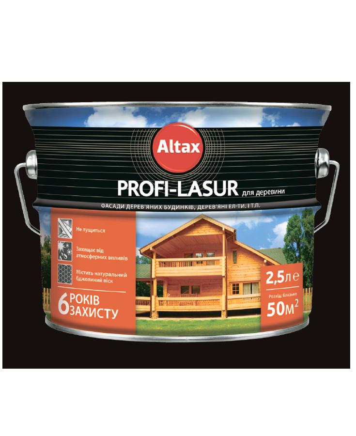 Profi-Lazur для деревини ALTAX дуб 2,5 л