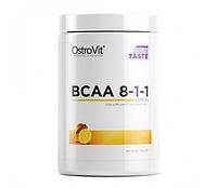 Аминокислота BCAA 8:1:1 Ostrovit 400 g вкус