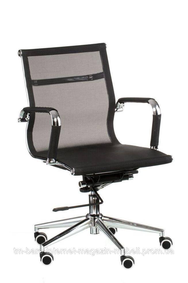 Кресло Solano 3 mesh black (E4848), Special4You (Бесплатная доставка)