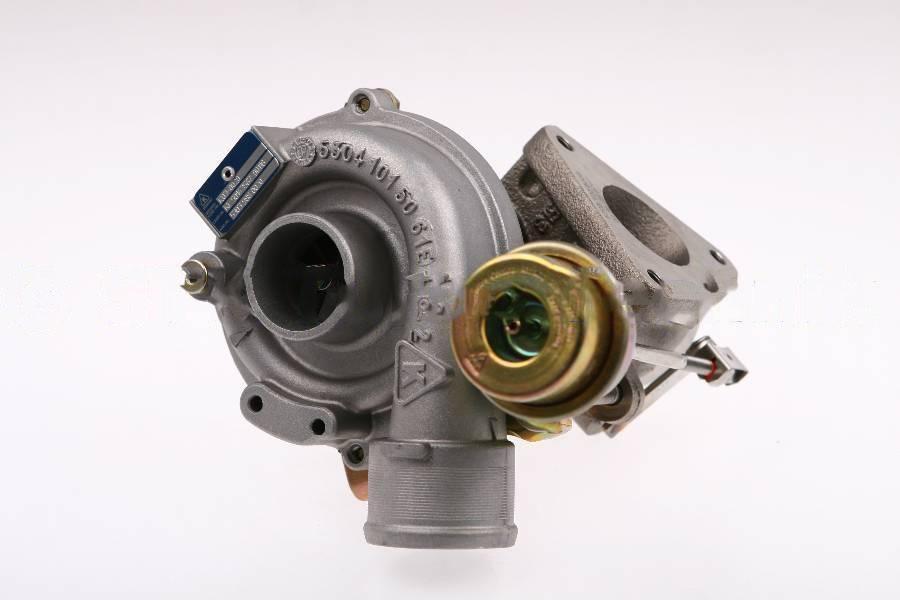 Турбина 53039880020 (Mercedes Vito 110 D W638 OM601 ) 53039700020,  A6010960399, 6010960399