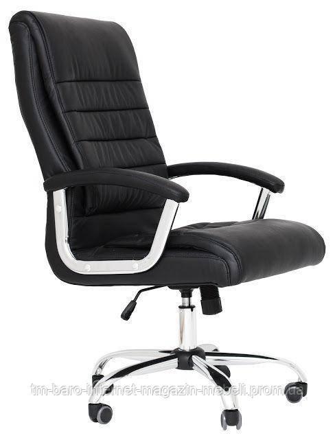 Кресло Принстон черный, Richman