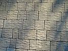 Тротуарная плитка Львовский камень (серый, сухопрессованная), фото 2