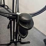 Опора для стола Double-Ray (Дабл Рэй) Concepto, 72см черная, Concepto, фото 4