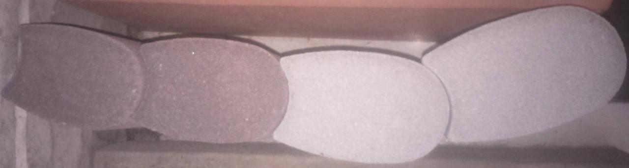 Столбик круглый h 26 см, коричневый, фото 2