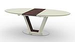 Стол обеденный DENVER (140/180)*95*76 cm) крем/венге, Nicolas, фото 3