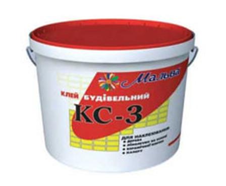 Клей строительный КС-3, 60 кг, фото 2