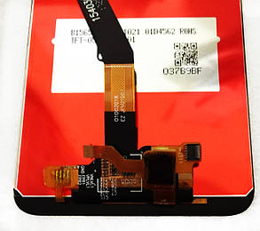 Модуль (сенсор+дисплей) для Huawei P Smart (FIG-LX1) синій, фото 2