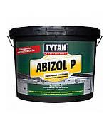 Мастика бітумна для безшовної гідроіізоляції Abizol P чорна TYTAN 9 кг
