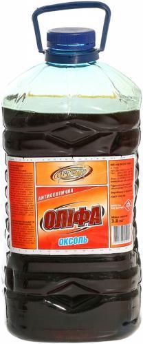Оліфа Оксоль БЛЄСК (5л) 3,8 кг   /4шт/