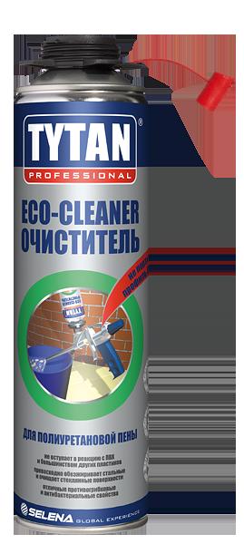 Очищувач для затвердлої піни  ЕКО TYTAN 100 мл