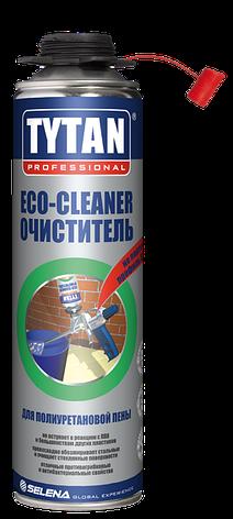 Очищувач для затвердлої піни  ЕКО TYTAN 100 мл , фото 2