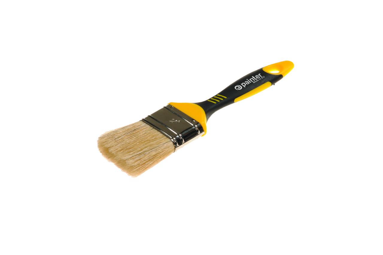"""Пензель універсальний з композитною ручкою CAS0920 PAINTER 2,5""""*18мм*57мм   /12шт/48/"""