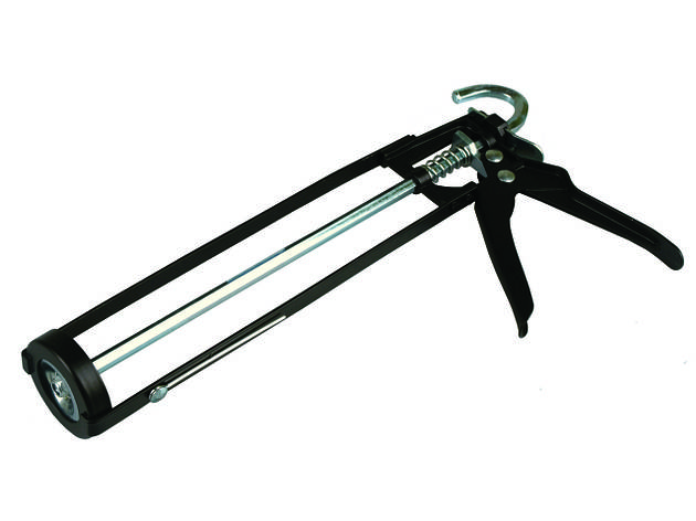 Пістолет для силікона професійний скелетний WYC0696 PAINTER   /24шт/, фото 2